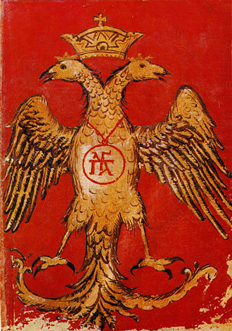 Coat of arms of Russia - Coat of arms of the Palaiologos dynasty, the last rulers of the Byzantine Empire.