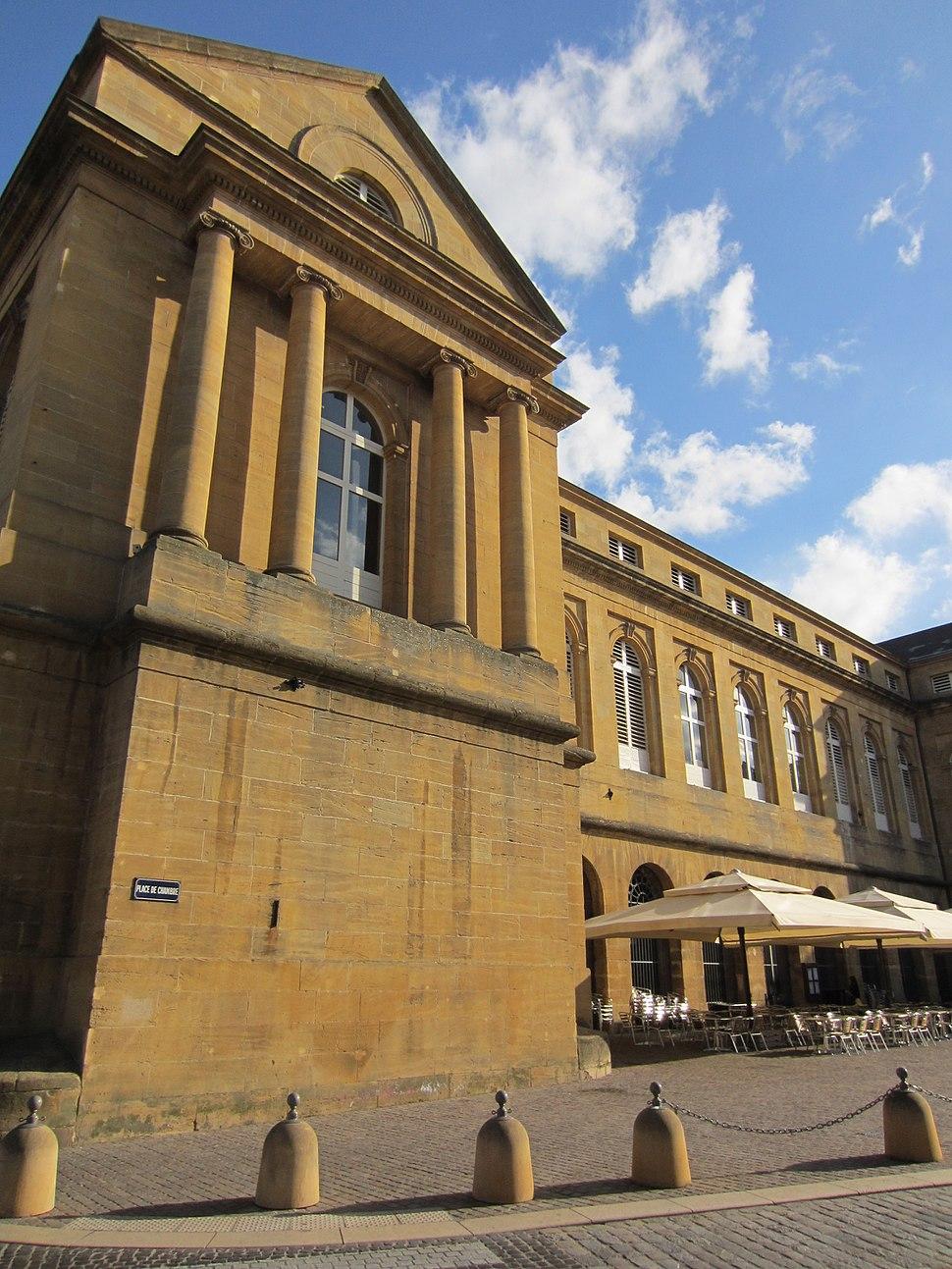 Palais episcopal Metz