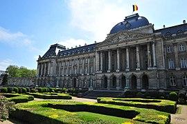 Palais royal de Bruxelles — Wikipédia