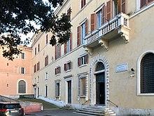 Preußische Gesandtschaft im Palazzo Caffarelli (Quelle: Wikimedia)
