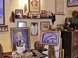 Palazzo Falson - The Studio at Palazzo Falson