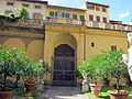 Palazzo medici riccardi, giardino, 00.JPG