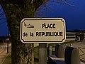 Panneau de la Place de la République (Miribel).jpg