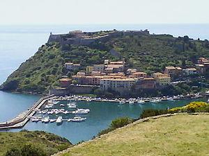 Porto Ercole - Image: Panorama Porto Ercole