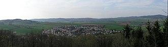 North Palatine Uplands - Image: Panorama muenchweiler alz