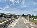 Pantai Padang Pembangunan Trotoar Era Mahyeldi.jpg