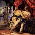 Paolo Veronese - Venus and Mars with Cupid and a Horse - WGA24966.jpg
