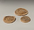 Papyrus Lids from the Embalming Cache of Tutankhamun MET DP225344.jpg