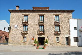 Molina de Aragón - Image: Parador Santa Rita, Molina de Aragón