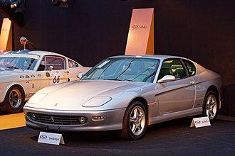 Ferrari 456 - Ferrari 456M GTA