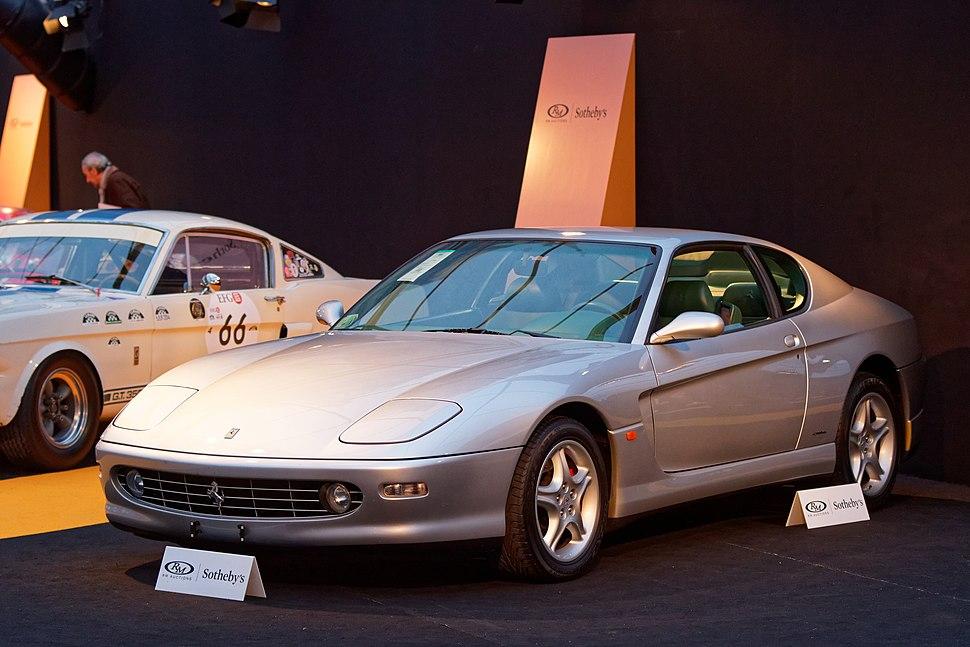 Paris - RM Sotheby's 2016 - Ferrari 456M GTA - 1999 - 006