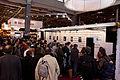 Paris - Salon du livre 2012 - Dédicaces sur le stand Flamarion - 001.jpg