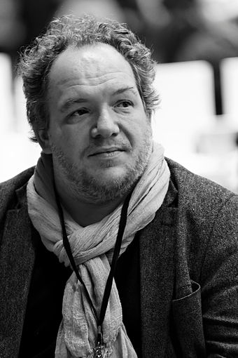 Mathias Énard (2013)