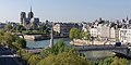 Paris ile Cite ile Saint Louis pont Tournelle.jpg