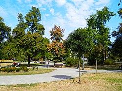 park manjez beograd mapa Manjež   Wikipedia park manjez beograd mapa