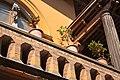 Park Sanssouci, Villa Illaire, Balkon mit Orangenbäumchen - panoramio.jpg