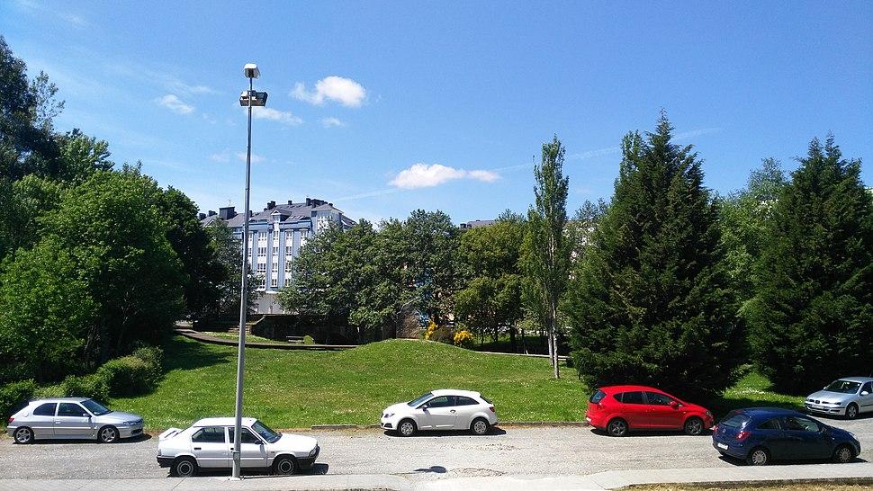 Parque de Lesneven.