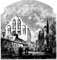 Parti av Strandgatan i Visby på 1870-talet (ur Svenska Familj-Journalen).png