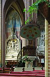 paterskerk-preekstoel