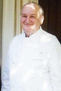 Paul Haeberlin (chef) French chef