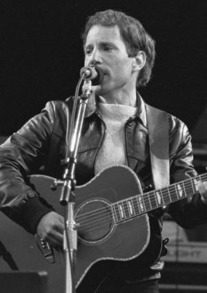 Graceland (album) - Paul Simon, seen here in 1982, underwent a personal and commercial downturn in the early 1980s.