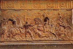 Batalla de Pavía (1525) 250px-Pavia_relief