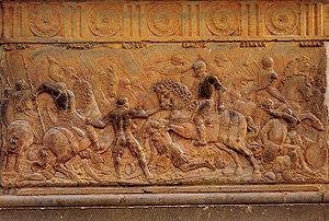 Battle of Pavia - Battle of Pavia by Juan de Orea.