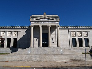 Deborah Cook Sayles Public Library - Image: Pawtucket Library
