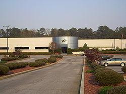 Peavey Electronics Headquarters.JPG