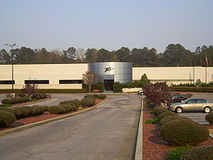 Peavey Electronics - Peavey Headquarters in Meridian, Mississippi