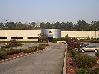 Peavey Electronics - Peavey Headquarters in Meridian, Mississippi