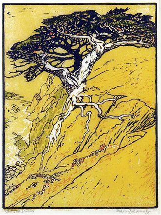 """Pedro Joseph de Lemos - """"The Cliff Dweller"""""""