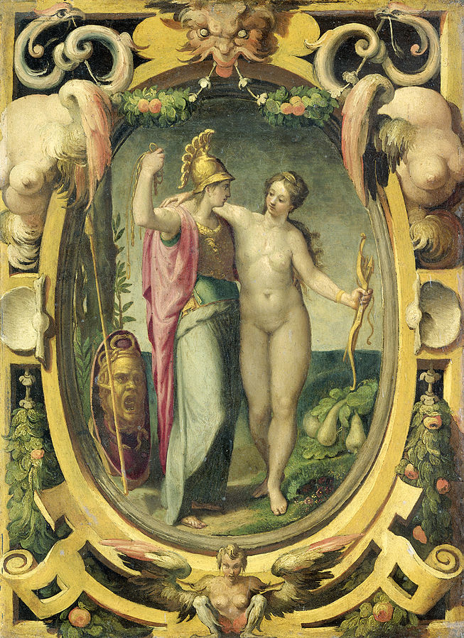 Venus and Minerva