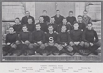 1913 Penn State Nittany Lions football team - Image: Penn State Football 1913