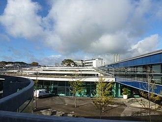 Penryn Campus - The campus in 2012