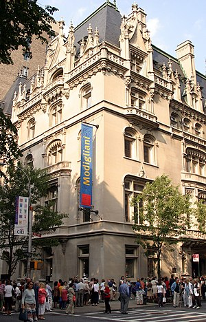 Jewish Museum (Manhattan) - The Jewish Museum on Fifth Avenue