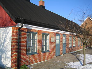Per Albin Hansson - The birthplace of Per Albin Hansson