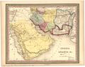 Persia, Arabia, etc - 1852.png
