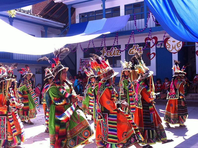inca dance culture Dances contact this dance is a this dance is native to the legendary pre-inca culture of the wancas in the valley of mantaro it is a competition and.