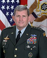 General Peter J. Schoomaker35e Chief of Staff of the U.S. Army