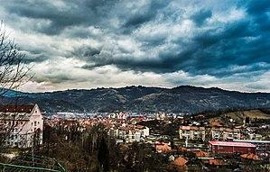 Jiu Valley - Petroșani