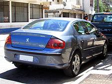 Audi A4 Wiki >> Peugeot 407 – Wikipedia, wolna encyklopedia