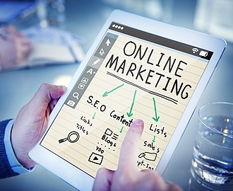 Online advertising - Online Marketing