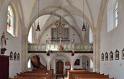 Pfarrkirche hl. Veit, Veitsch - church gallery.jpg