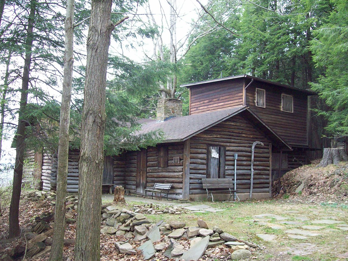 Pfeiffer Wheeler American Chestnut Cabin Wikipedia