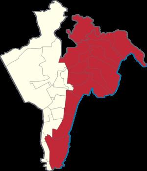 Legislative district of Pateros–Taguig - Image: Ph fil congress taguig pateros ld