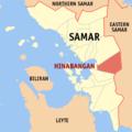 Ph locator samar hinabangan.png
