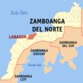 Ph locator zamboanga del norte labason.png