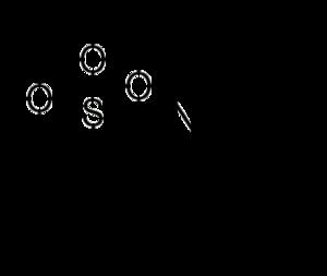 8-Anilinonaphthalene-1-sulfonic acid - Image: Phenylperi acid