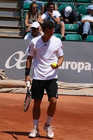 Philipp Kohlschreiber - Kohlschreiber at the 2009 Madrid Masters